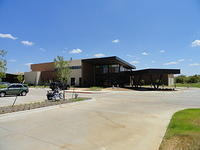 Front of the Rec Center
